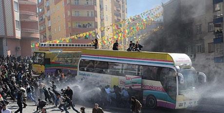 Newroz coşkusu yasak dinlemedi! galerisi resim 1