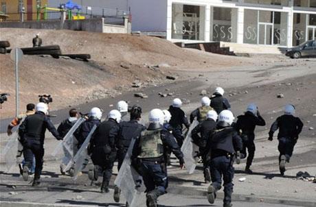 Newroz coşkusu yasak dinlemedi! galerisi resim 13