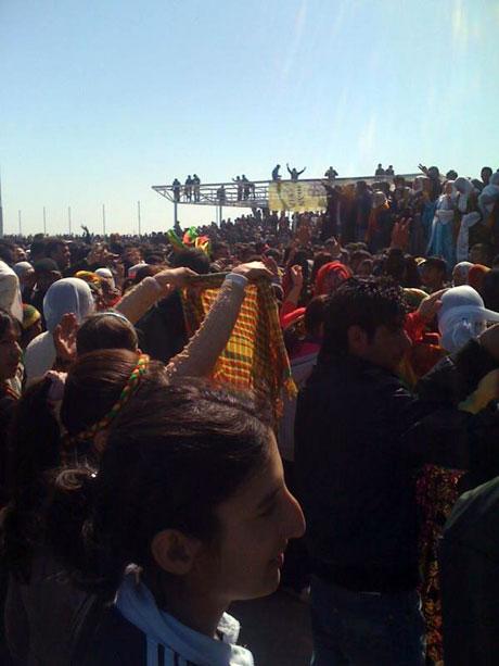 Newroz coşkusu yasak dinlemedi! galerisi resim 20
