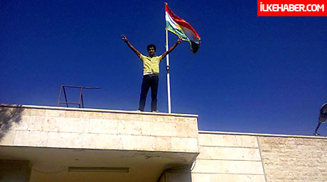 Kürtler Kobani'de yönetime el koydu galerisi resim 24