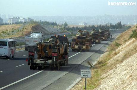 ABD sınırdaki Türk tanklarını abartılı buldu! galerisi resim 15
