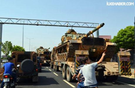 ABD sınırdaki Türk tanklarını abartılı buldu! galerisi resim 16