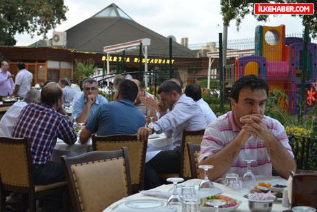 Nûbihar'ın iftar yemeğine büyük ilgi galerisi resim 14