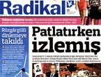 Gazetelerin bugünkü manşetleri