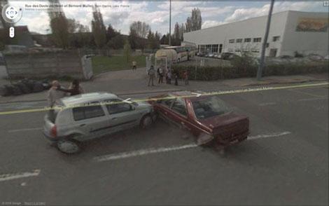 Güvenlik Kameralarına Takılan Kazalar galerisi resim 4