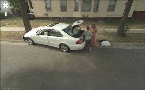 Güvenlik Kameralarına Takılan Kazalar galerisi resim 7