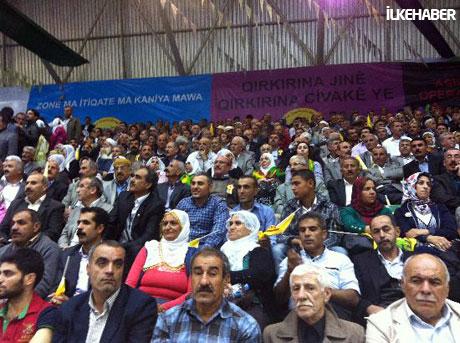 BDP kongresinden renkli görüntüler galerisi resim 1