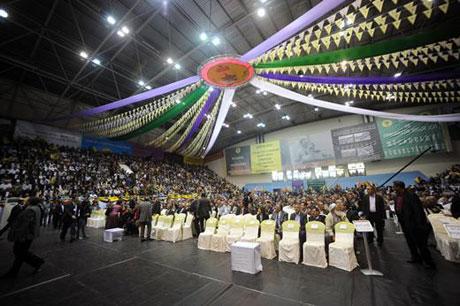 BDP kongresinden renkli görüntüler galerisi resim 33