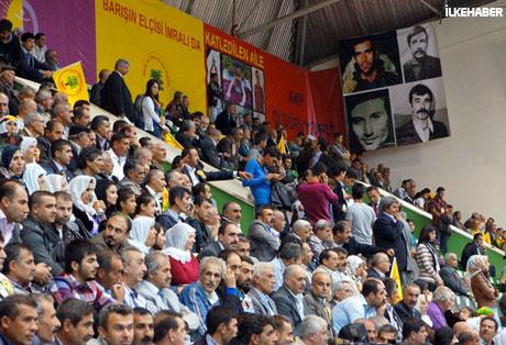 BDP kongresinden renkli görüntüler galerisi resim 40