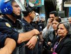 BDP'li Vekillere biber gazlı müdahale