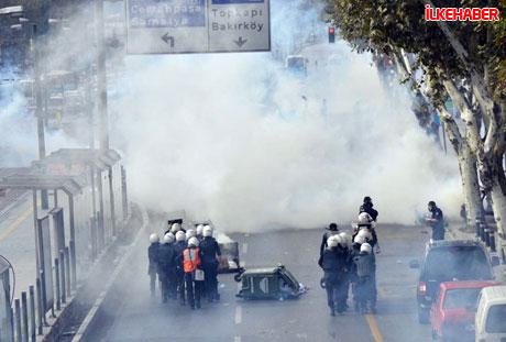 BDP'li vekillere biber gazlı polis müdahalesi! galerisi resim 28