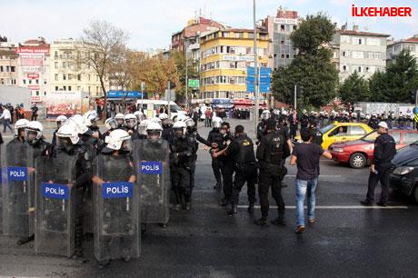 BDP'li vekillere biber gazlı polis müdahalesi! galerisi resim 8