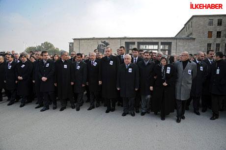 Şerafettin Elçi için Meclis'te tören düzenlendi galerisi resim 10