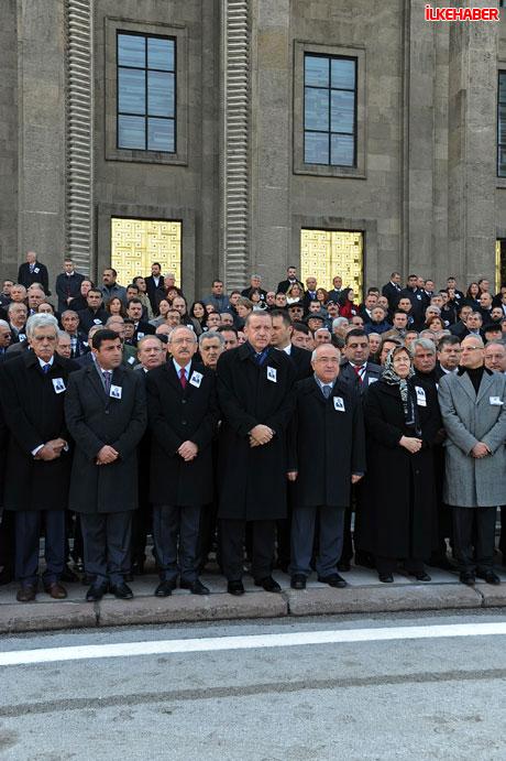 Şerafettin Elçi için Meclis'te tören düzenlendi galerisi resim 4