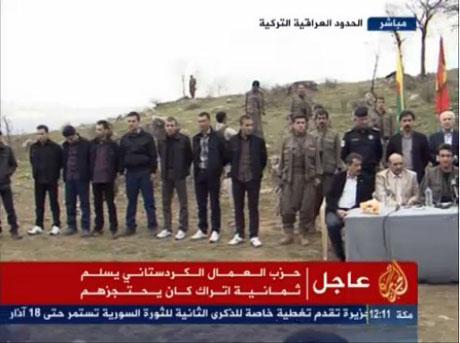 PKK, kamu görevlisi ve askerleri serbest bıraktı galerisi resim 11