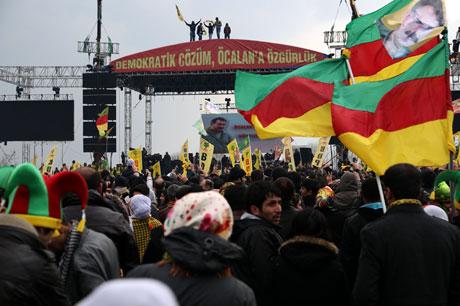 Tarihi 2013 Newroz'undan kareler galerisi resim 19