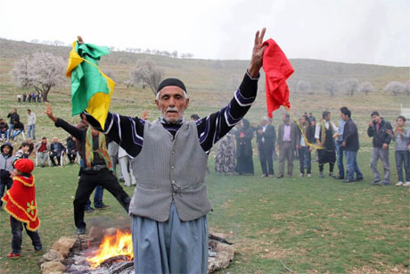 Tarihi 2013 Newroz'undan kareler galerisi resim 38