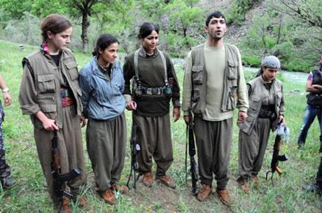 Dersim'de PKK'li grup sivilleri uyardı galerisi resim 7