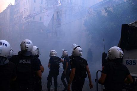 Fotoğraflarla Gezi Park'ı eylemi galerisi resim 6