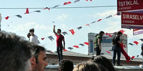 Fotoğraflarla Gezi Park'ı eylemi galerisi resim 63