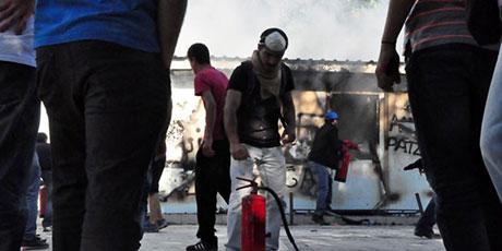 Fotoğraflarla Gezi Park'ı eylemi galerisi resim 66