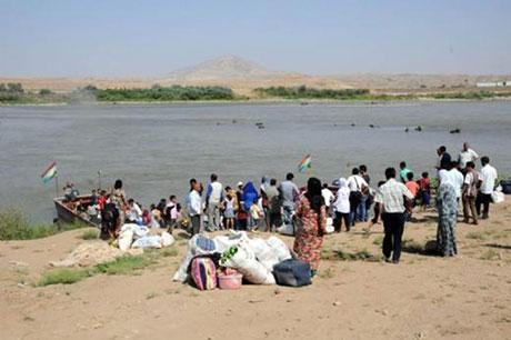 Rojava'dan Kaçış... galerisi resim 34