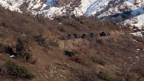 Roboski sınırında gaz bombalı müdahale galerisi resim 9