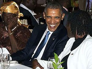 Obama ata topraklarında