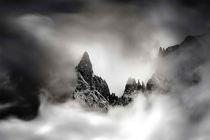 Bir dağ fotoğrafçısının arşivinden 'Büyülü Dağlar' galerisi resim 1