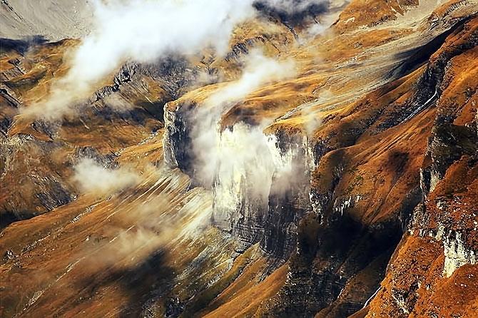 Bir dağ fotoğrafçısının arşivinden 'Büyülü Dağlar' galerisi resim 11