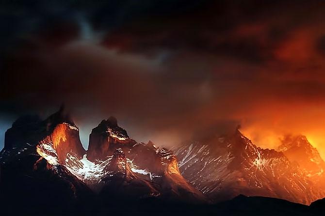 Bir dağ fotoğrafçısının arşivinden 'Büyülü Dağlar' galerisi resim 14
