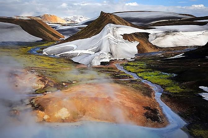Bir dağ fotoğrafçısının arşivinden 'Büyülü Dağlar' galerisi resim 7