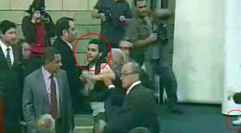 IMF Başkanı'na ayakkabı şoku! galerisi resim 2