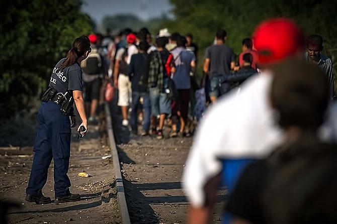 Avrupa'da göç yolları... galerisi resim 7