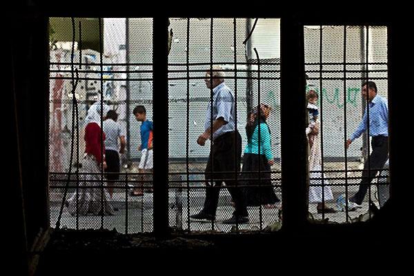 En çarpıcı fotoğraflarla Cizre'de yaşananlar galerisi resim 16