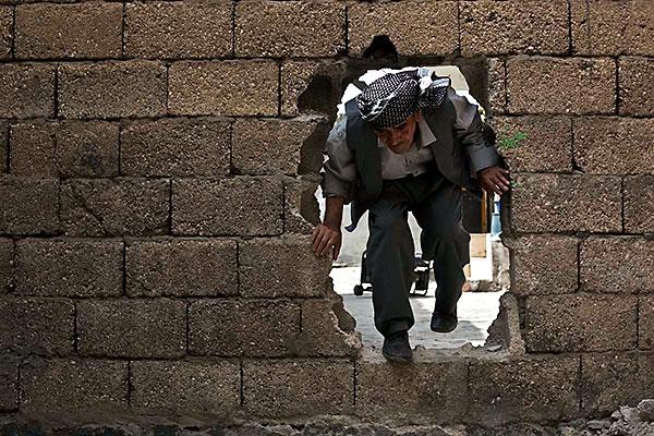 En çarpıcı fotoğraflarla Cizre'de yaşananlar galerisi resim 42