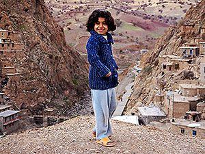 Doğu Kürdistan Palangan Köyü