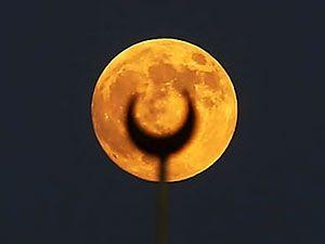 Reuters objektifinden 'Süper Ay' manzaraları