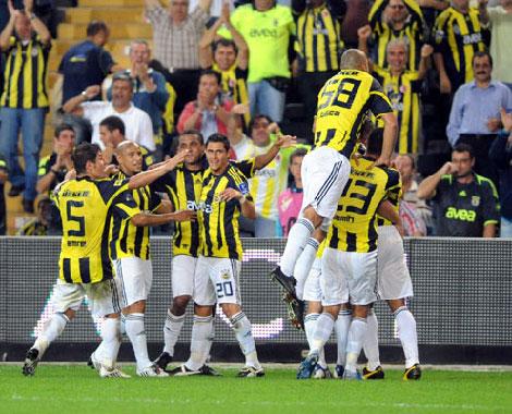 Fenerbahçe Kendi Rekorunu Kırdı galerisi resim 12
