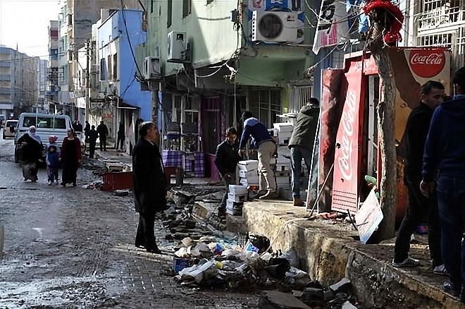 Silopi'den yıkım görüntüleri galerisi resim 7