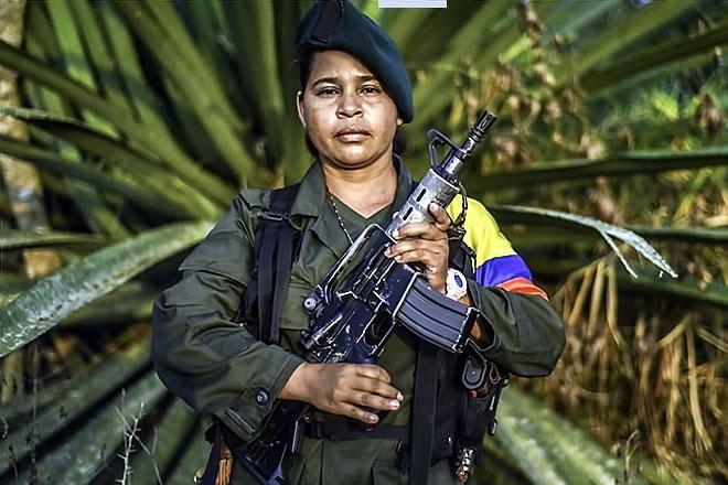 Kolombiyalı savaşçı anneler galerisi resim 9
