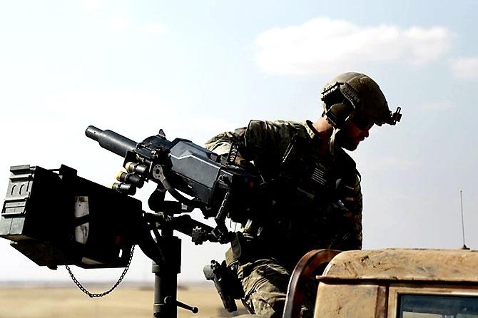 'YPG armalı' ABD askerleri galerisi resim 5