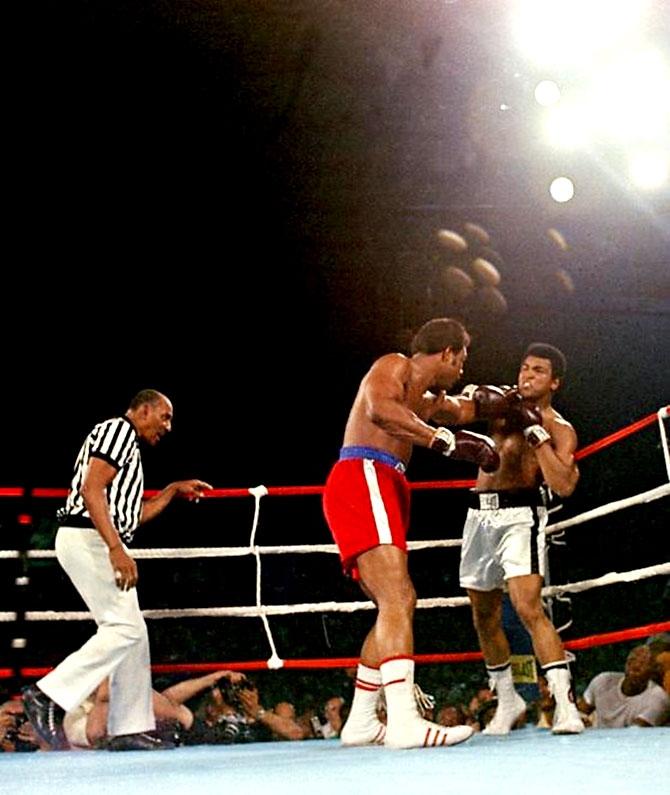 'Muhammed Ali dünyanın ufkunu açan adamdı' galerisi resim 6