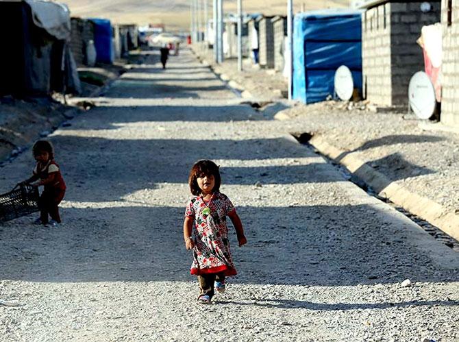 3 Ağustos: Ezidi Kürtler'in acı bir günü galerisi resim 15