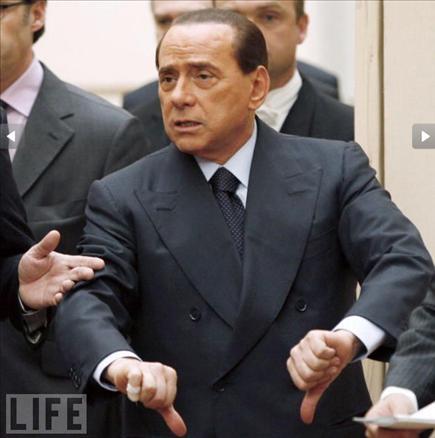 Berlusconi'den İnciler! galerisi resim 9