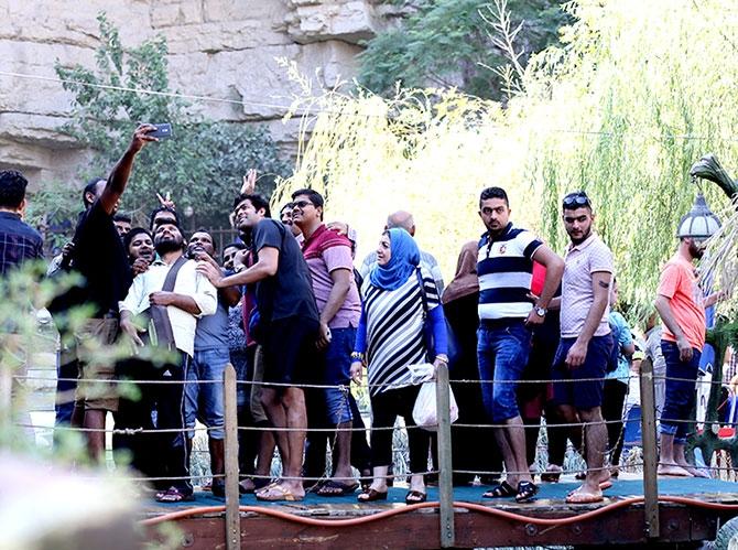 Bayramda binlerce turist Federal Kürdistan'a akın etti galerisi resim 21