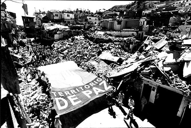 Fotoğraflarla: Kolombiya'da 52 yıl süren savaş galerisi resim 13