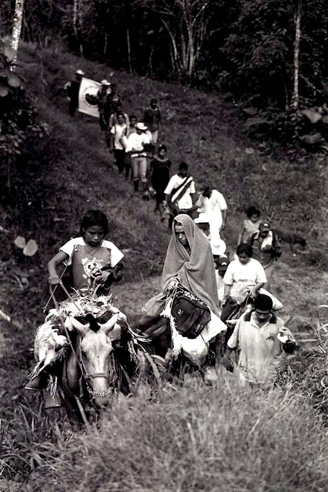 Fotoğraflarla: Kolombiya'da 52 yıl süren savaş galerisi resim 18