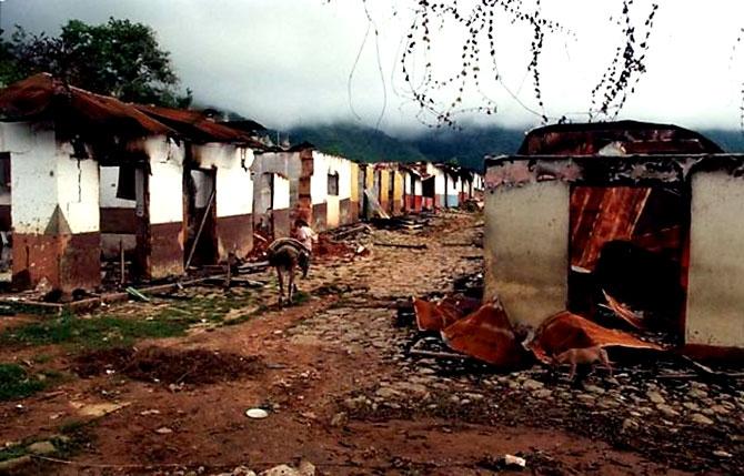 Fotoğraflarla: Kolombiya'da 52 yıl süren savaş galerisi resim 8