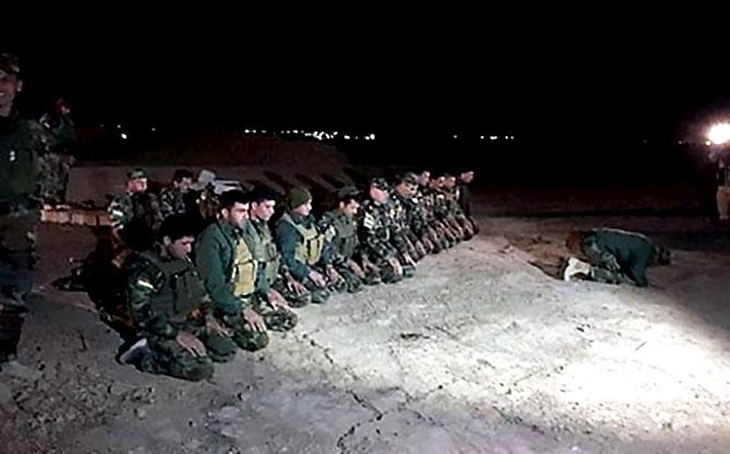 Fotoğraflarla Peşmerge'nin Musul Operasyonu galerisi resim 29
